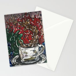 Coffee Catastrophe Stationery Cards