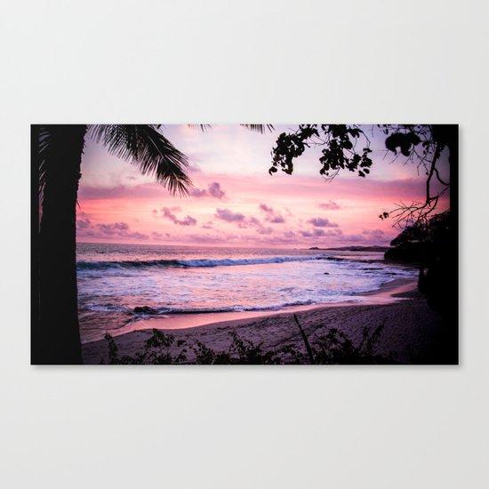 Nights in Nicaragua Canvas Print