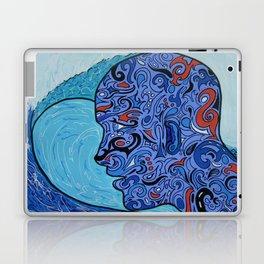 Pensée océanique2 Laptop & iPad Skin
