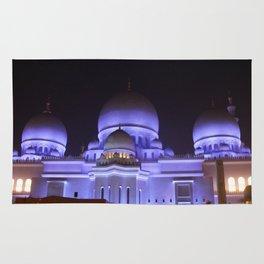 Sheikh Zayed Grand Mosque Rug