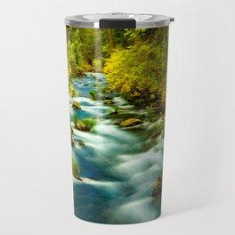 Burney Falls Creek Travel Mug