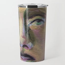 A Colorless Youth Travel Mug