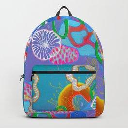 Alien Organisms 16 Backpack