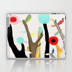 Woodland Poppy Botanical Laptop & iPad Skin