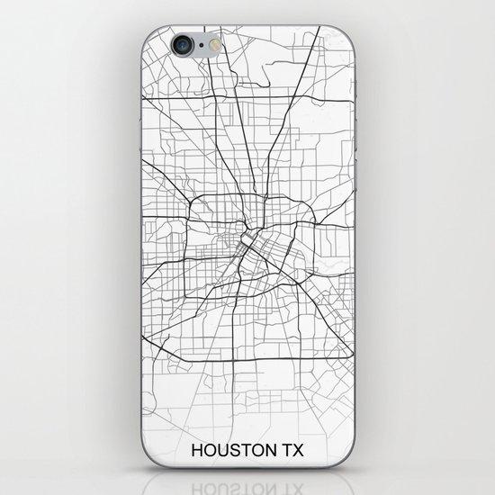 Houston street map by ihabdesign