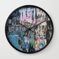 On the wall ... Wall Clock