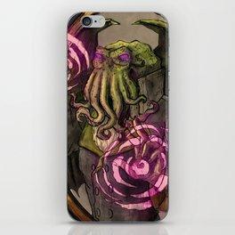 It Dwells in the Deep iPhone Skin