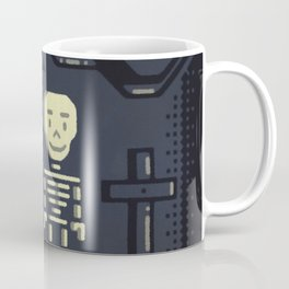 Skeleton boy artwork Coffee Mug