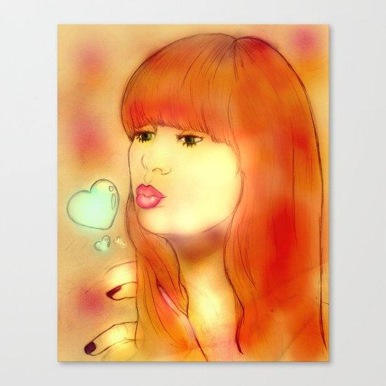 """""""The Gillan"""" Canvas Print"""