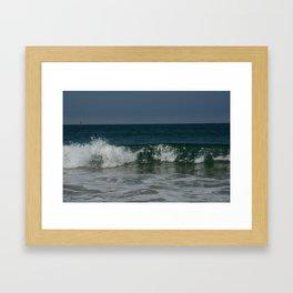 SoCal Framed Art Print