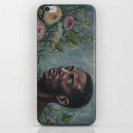 Sam & Flowers iPhone Skin