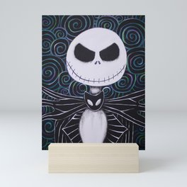 Jack Skellington Mini Art Print
