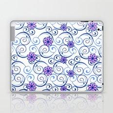 In Full Bloom _Day Laptop & iPad Skin