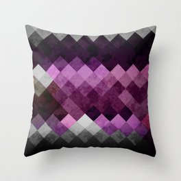 Abstract Cubes GWP Throw Pillow