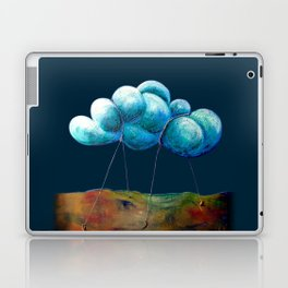 Cloud Tied Laptop & iPad Skin