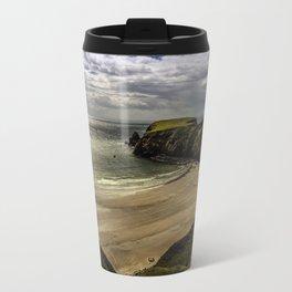 Silverstrand beach Travel Mug
