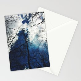 up up up  Stationery Cards