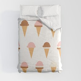Multiple Ice-creams Comforters