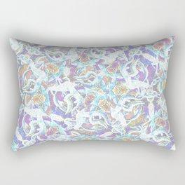 Ring of Angels Pattern Rectangular Pillow