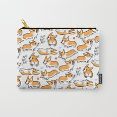 Corgi Cuties Carry-All Pouch
