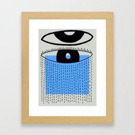 Goodbye, Boy Framed Art Print