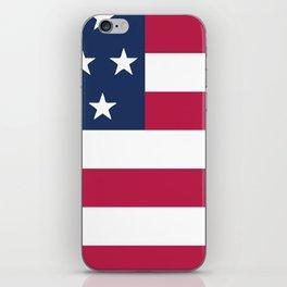 I love USA iPhone Skin