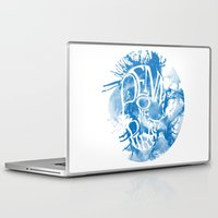 pirates Laptop & iPad Skins featuring Pirates by Ethan Pollard