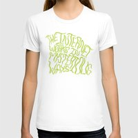 internet T-shirts featuring MYSTERIOUS INTERNET by Josh LaFayette