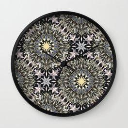 Oriental ornament.2 Wall Clock