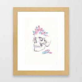 Multifaceted Thinker Framed Art Print