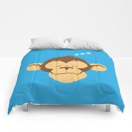 Sleepy Monkey Comforters
