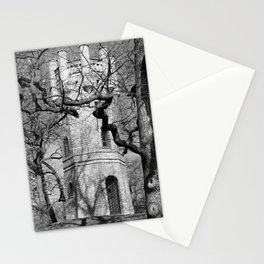 the tower of Goldilocks Stationery Cards