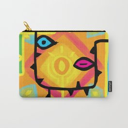 Abstract Colors 1 Carry-All Pouch