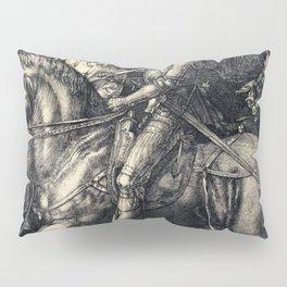 Albrecht Durer Knight Death And Devil Pillow Sham