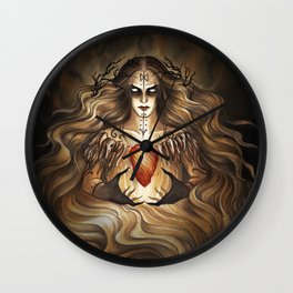Gulveig Wall Clock