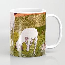 Mountain goats2 Coffee Mug