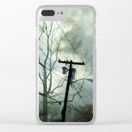 Landfall Clear iPhone Case
