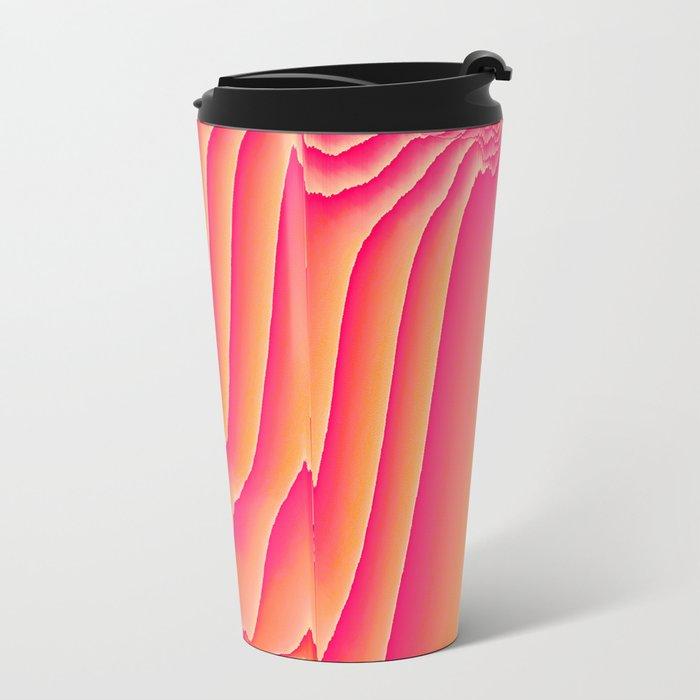 Sorbet Melt Metal Travel Mug
