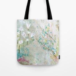 Secret Garden Art Tote Bag