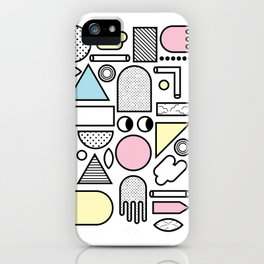 Shapes for Dayz iPhone Case
