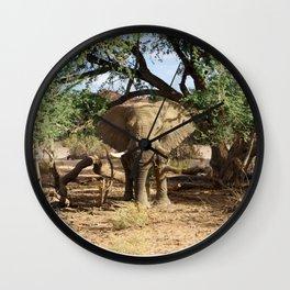 Voortrekker the Elephant Wall Clock
