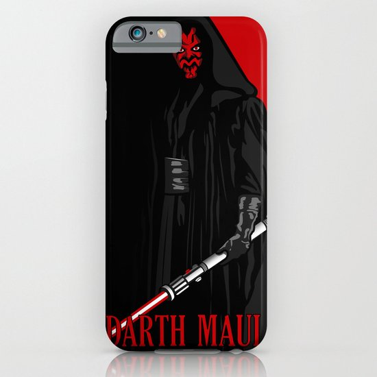 Darth Maul, Say Goodnight To the Badguy iPhone & iPod Case
