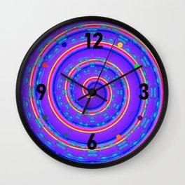 Clockwise crazy clock Wall Clock