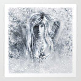 Pretty Storm Art Print