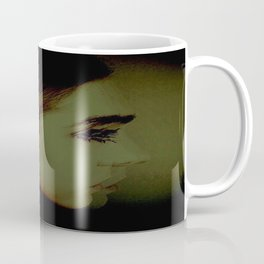 Looking Away Coffee Mug
