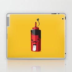 Fancy Ketchup Laptop & iPad Skin