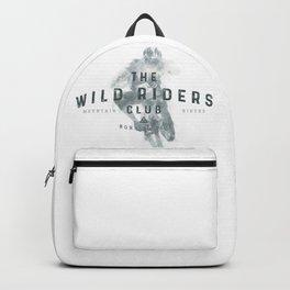 Wild Riders Club Backpack