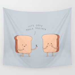True Loaf Wall Tapestry