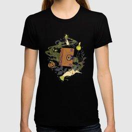 Booooook! (It's Just a Bunch of Hocus Pocus) T-shirt