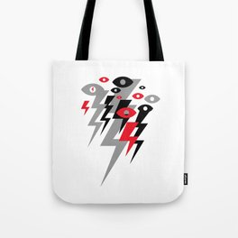 Killing Gaze Tote Bag